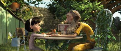Le Petit Prince - © 2015 LPPTV - LITTLE PRINCESS - ON ENTERTAINMENT - ORANGE STUDIO - M6 FILMS