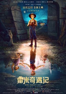 Rémi sans famille - Poster - China