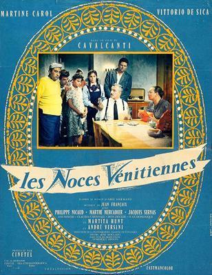 Les Noces vénitiennes