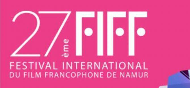 27e édition du festival international du film de Namur
