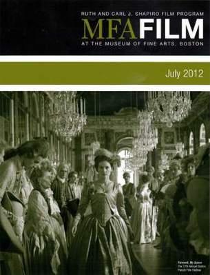 ボストンフランス映画祭 - 2012