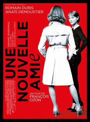The New Girlfriend - Poster - France