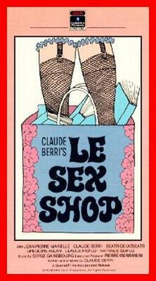 Le Sex Shop - Poster Etats-Unis