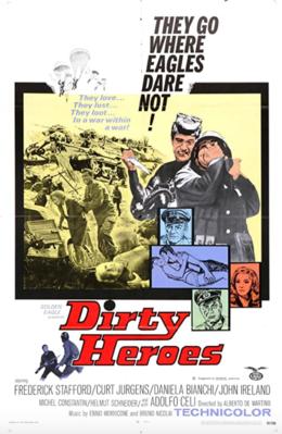 Dirty Heroes - USA