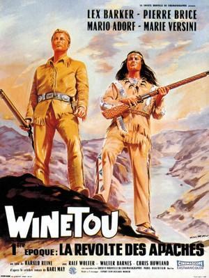 Winetou, 1re époque : La Révolte des Indiens Apaches
