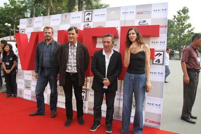 Recap of the 1st Vietnam International Film Festival - Tapis rouge pour la délégation artistique français