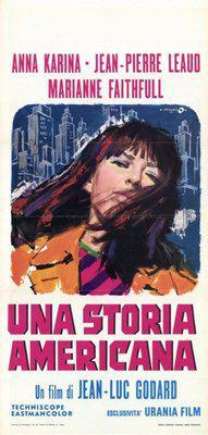 メイド・イン・U.S.A. - Poster Italie