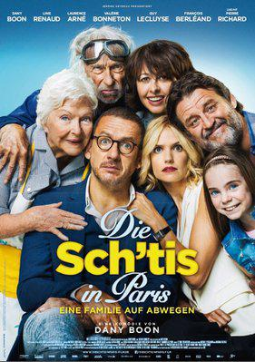 La Ch'tite Famille - Poster - Germany