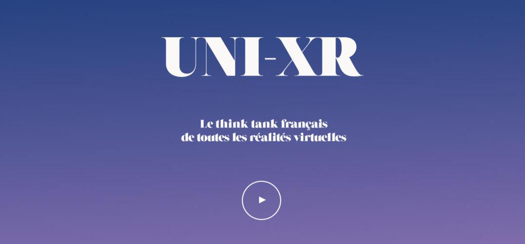 Special offer for members: 20% discount on membership to Uni-XR