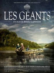 Les Géants - Poster - France