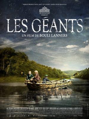 Les Géants - Poster - France
