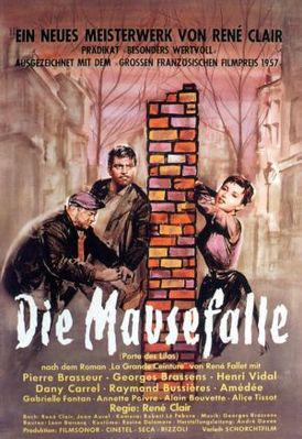 The Gates of Paris - Poster Allemagne