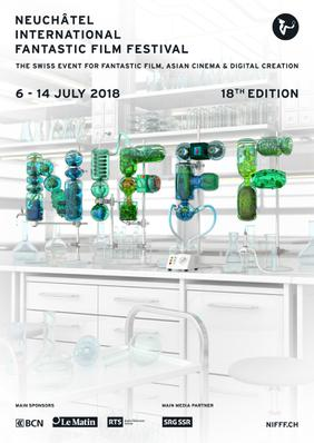 Festival Internacional de Cine Fantástico de Neuchatel - 2018