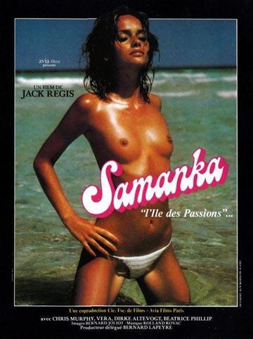 Samanka, l'île des passions