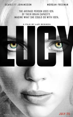 Lucy - Poster - US
