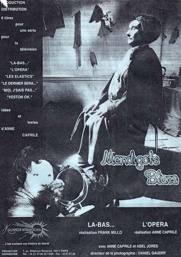 L'Opéra - Mendigots Blues n° 2