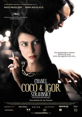 Coco Chanel & Igor Stravinsky - Poster - Mexique