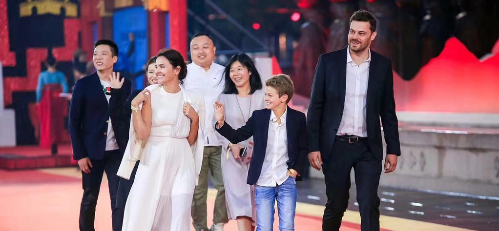 """Sortie record pour """"Rémi sans famille"""" en Chine - © Silk Road Film Festival"""