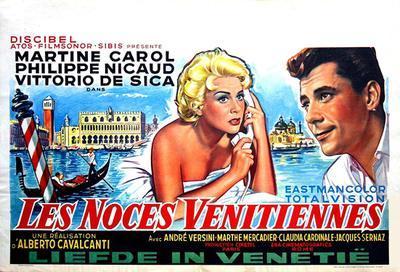 Venetian Honeymoon - Belgium