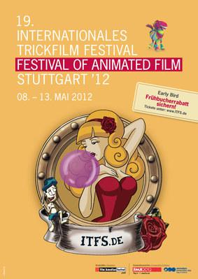 Trickfilm - Festival Internacional de Cine de Animación de Stuttgart - 2012