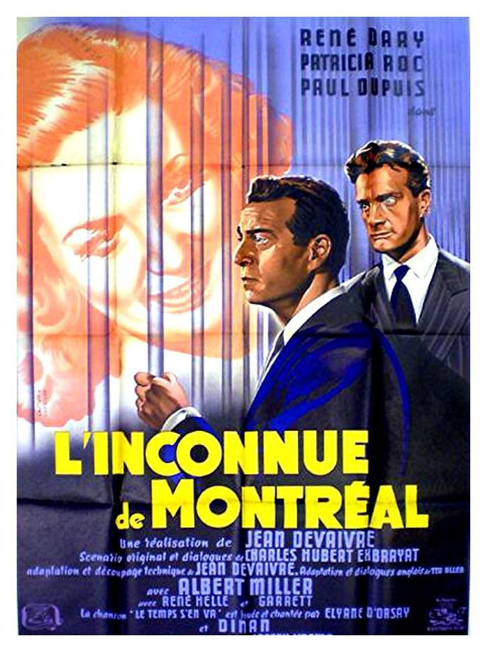 L'Inconnue de Montréal (Son copain)