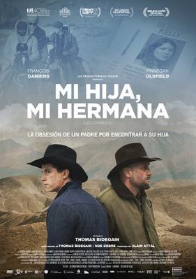 Les Cowboys - Poster - Spain