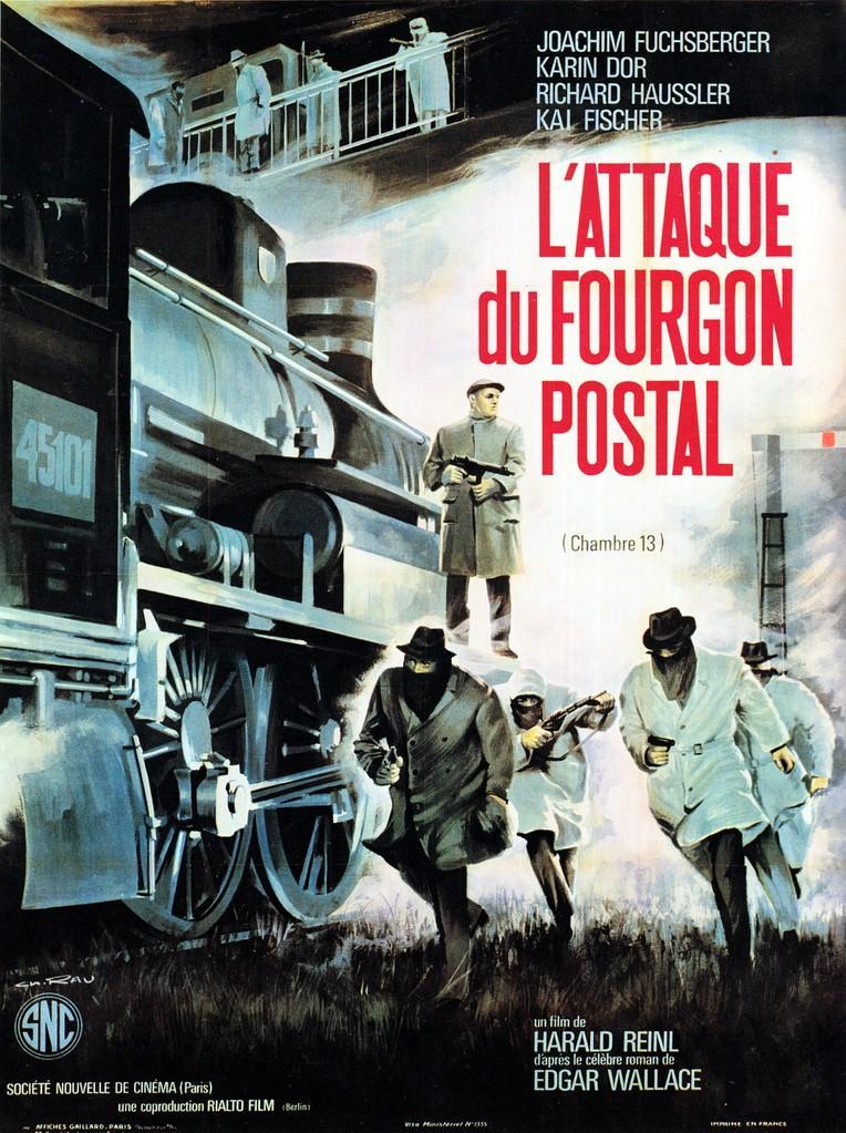 L'Attaque du fourgon postal