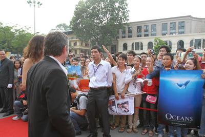 Retour sur le premier Festival International du Film du Vietnam - Public jeune, curieux et enthousiaste