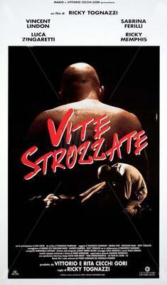 Vite strozzate - Poster Italie