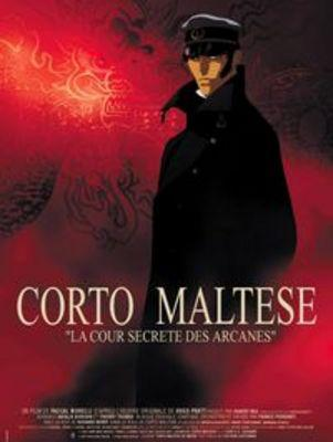 Corto Maltese, la cour secrete des arcanes / コルト・マルテーズー皇帝の財宝を狙え!