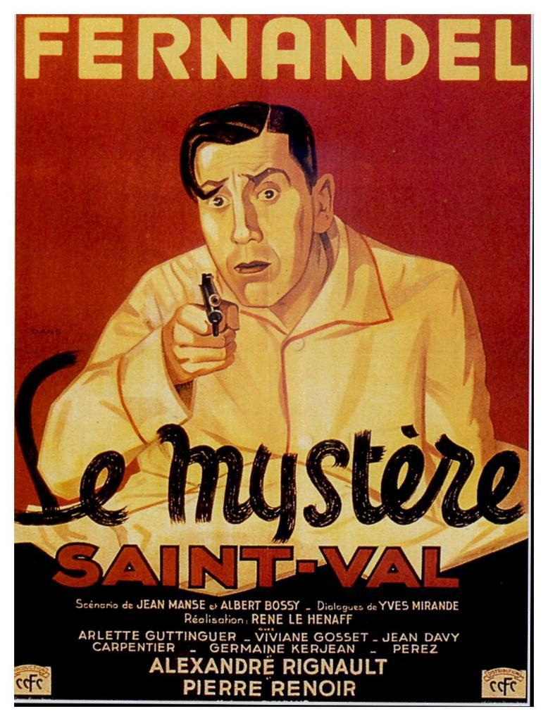 Le Mystère Saint-Val