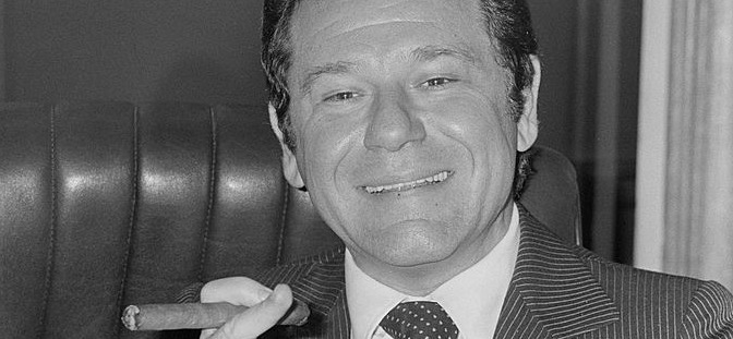 UniFrance rinde tributo al productor Raymond Danon