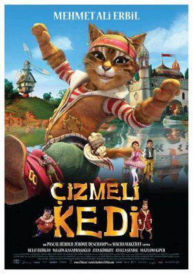 La Véritable Histoire du chat botté - Poster - Turquie