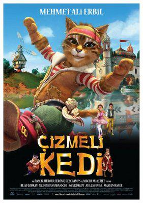 The True Story of Puss'n Boots - Poster - Turquie