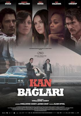 Blood Ties - © Poster - Turkey