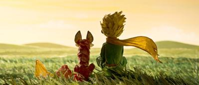 Le Petit Prince - © 2015 LPPTV - LITTLE PRINCESS - ON ENTERTAINMENT - ORANGE STUDIO - M6 FILMS