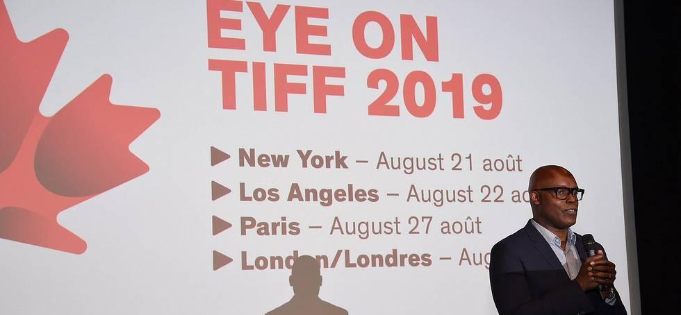 9e opération Eye On TIFF, co-organisée par Telefilm Canada et UniFrance