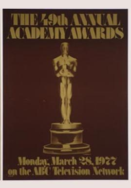 Academy Awards - 1977