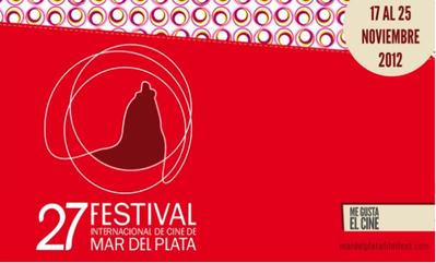 マルデルプラタ 国際映画祭 - 2012
