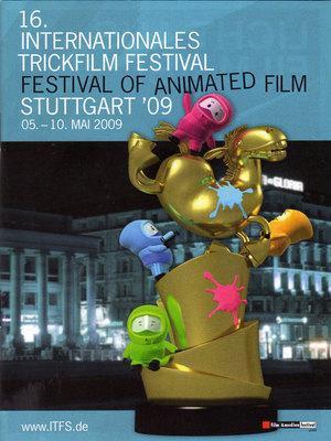 Trickfilm - Festival Internacional de Cine de Animación de Stuttgart - 2009