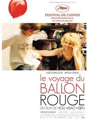 Le Voyage du ballon rouge - Poster - France