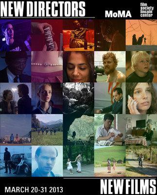 ニューヨーク New Directors New Films - 2013