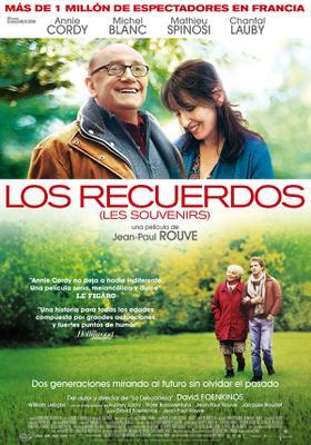 Les Souvenirs - Poster - Spain