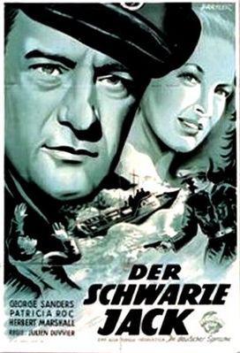 Black Jack (Le Dernier Témoin) - Poster Allemagne