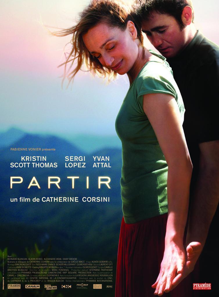 Partir Poster France
