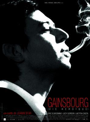 Gainsbourg (vida de un héroe) - Poster - France