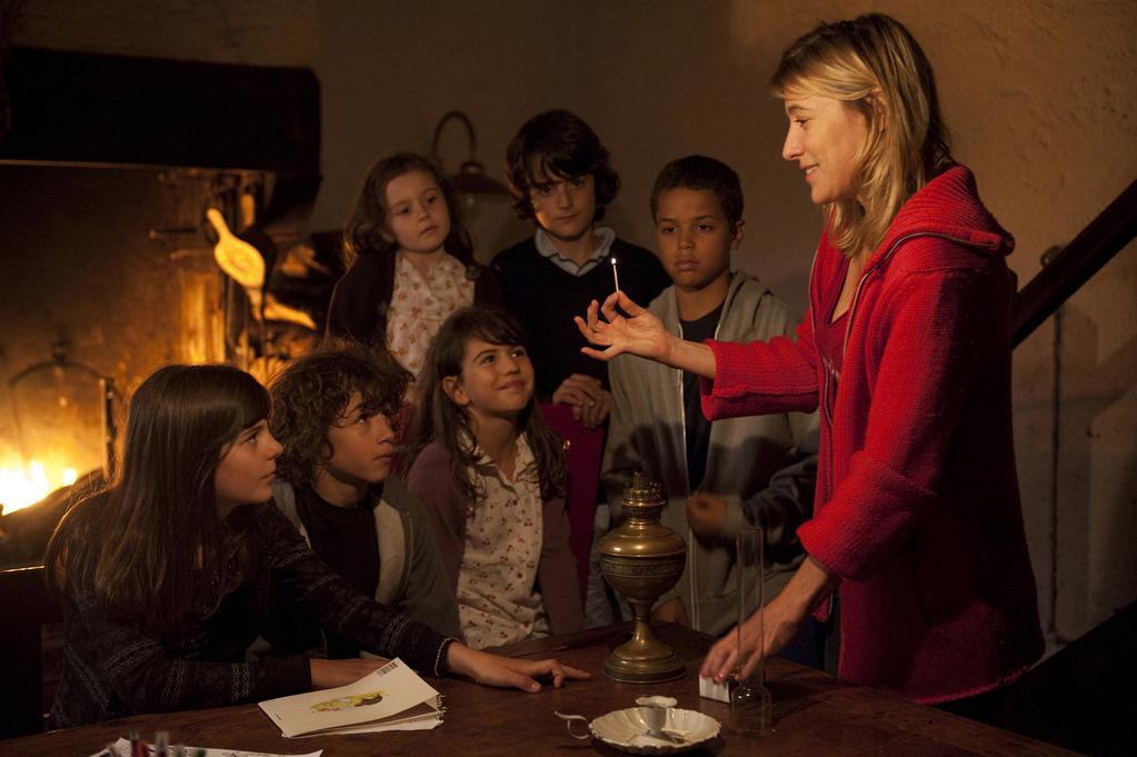 Rendez-vous avec le nouveau cinéma français à Rome - 2011 - © Emilie de la Hosseraye