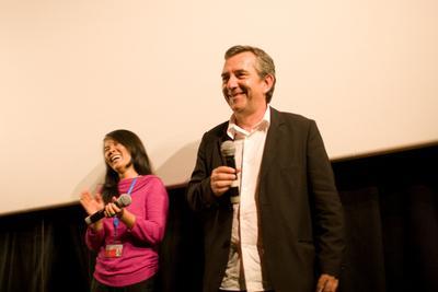 Retour sur le premier Festival International du Film du Vietnam - Pascal Chaumeil s'est essayé au vietnamien en prés