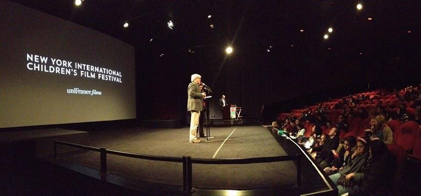 Festival de cine infantil de Nueva York