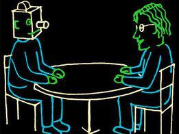 Zoom sobre la obra de Michel Gondry: ¡descubra los entresijos de su última película, Conversation animée avec Noam Chomsky!